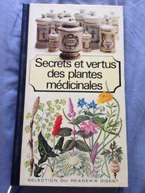 SECRETS et VERTUS des PLANTES médicinale