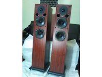 Arcam Alfa 8 with Acoustic Energy speakers