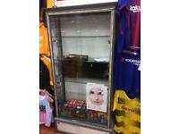 Glass Cabinet display for quick sale