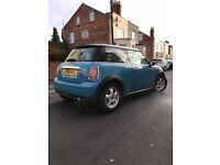 Mini Cooper 2008 12 Months M.O.T Service History