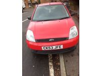 FANTASTIC AND RELIABLE FORD FIESTA FINESSE- 1 YEAR MOT