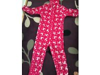 Girls onesie age 12 years
