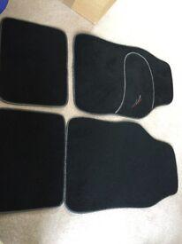 New car mats x4