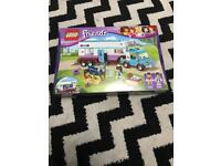 BRAND NEW LEGO FRIENDS HORSE &TRAILER (41125)