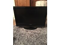 """23"""" LCD TV and Roku box - excellent condition"""
