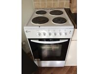 Electric 4 Ring Cooker & Oven - In Perfect Working Order