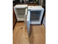 Intergreated fridge and freezer