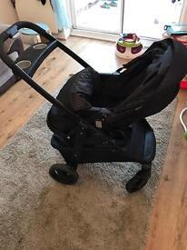 Graco Modes Travel System pushchair car seat stroller pram