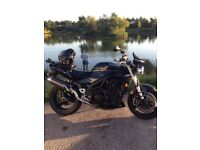 TRIUMPH SPEED TRIPLE 955i SPECIAL EDITION - LOW MILEAGE