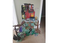 Ninja Turtle Secret Sewer Lair playset