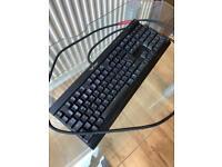 Corsair K70 mechanical RGB gaming keyboard
