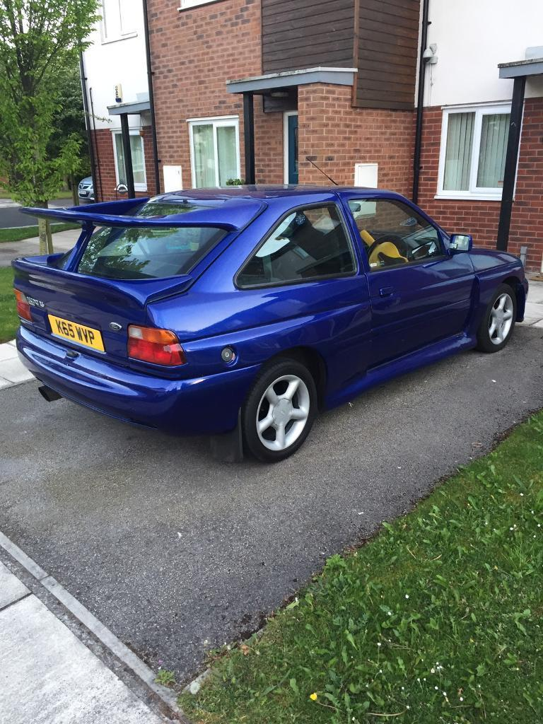 Ford escort Rs Cosworth replica, very rare may take px-swap | in ...