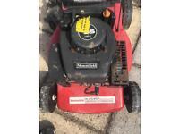 Mountsfield petrol lawnmower