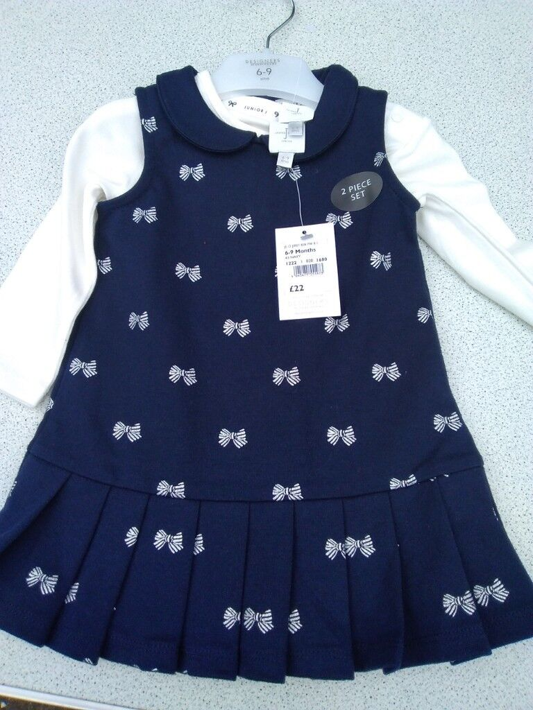 a8f156d9e Brand new with tags jasper conran baby girls dress 6-9 months | in ...