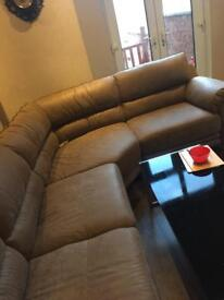 Brand new scs corner sofa