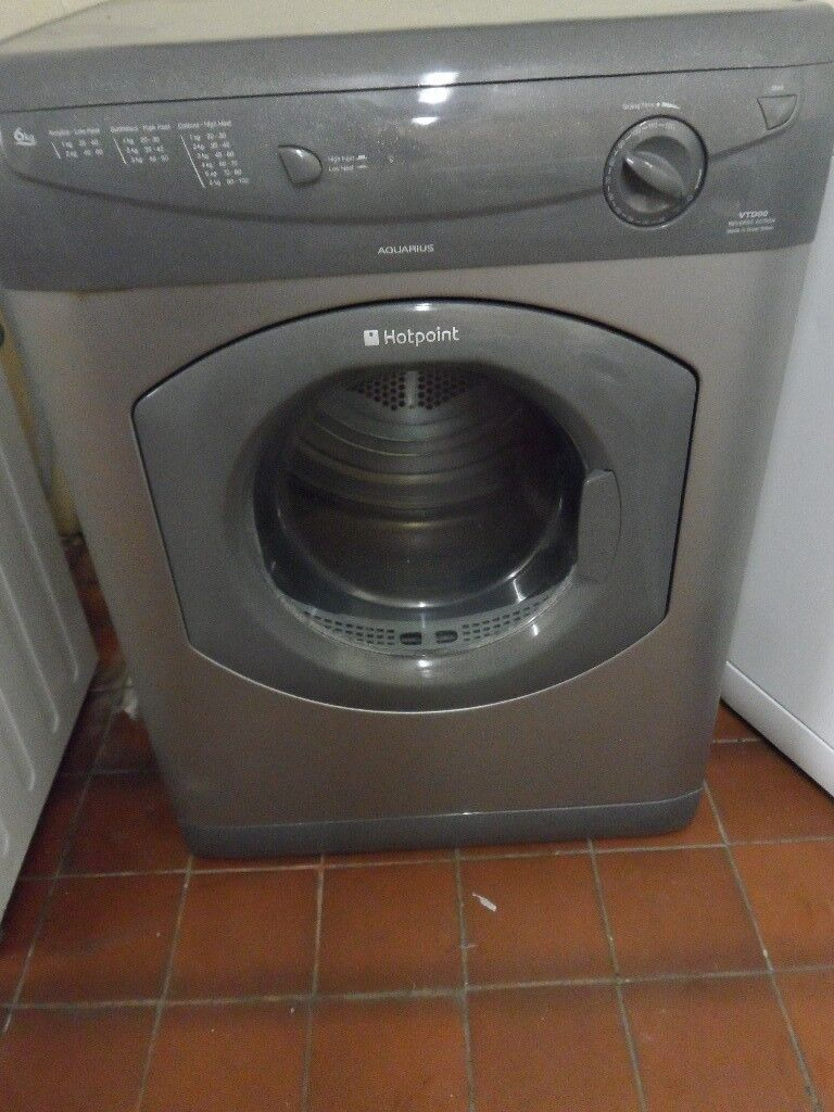 """""""Hotpoint""""Vented(hose) tumble dryer...6Kg.....Can be delivered..."""
