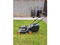 "McCulloch M46-500CD 18"" Self Propelled Petrol Lawnmower"