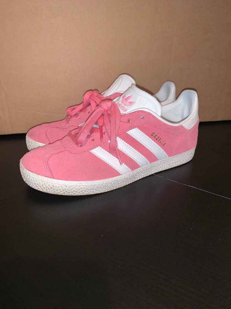 comprar el más nuevo variedades anchas estilos clásicos Pink Adidas gazelles size 4 | in Southampton, Hampshire | Gumtree