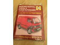 Haynes service manual
