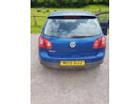 2004 VW GOLF 2l SDI