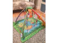 Play Mat fisher price rainforest lights and sounds