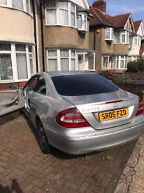Swap Clk and Bmw for something more new !the car are in good condition