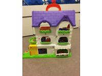 VTech toot toot busy sounds discovery home