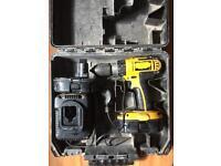 18w Dewalt cordless Drill , Screwdriver, in very good working condition