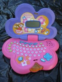 Vtech Petal Power Children's Laptop