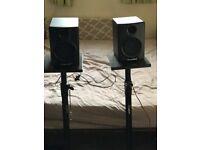 M-AUDIO AV 40 Speakers - GREAT CONDITION