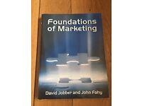 Foundations of Marketing. Jobber & Fahy.