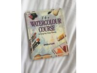 The Watercolour Course - Angela Gair