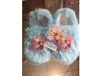 Disney frozen carpet shoes