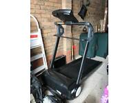 Reebok I run se music folding treadmill