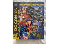 DC Comics - 8 hardbacks new and sealed
