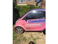 Smart Car Spares & Repairs