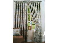 BRAND NEW! Jeff Banks fully lined curtains