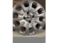 Nissan Micra wheel trim