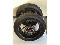 Daytona 675 wheels