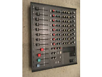 Sony MXP 210 Broadcast Mixing Desk - Full working order - Superb quality audio console TV, Studio