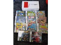 Nintendo DSi and 11 games