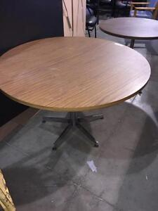 Tables, various types