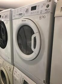 9KG / 6KG WASHER DRYER HOTPOINT WITH GUARANTEE