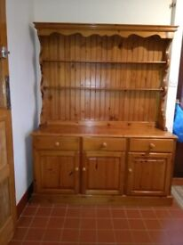 Welsh Dresser - Handmade and one of a kind!