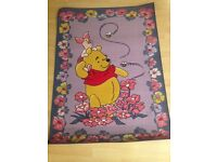 Brand new Winnie the Pooh & Piglet rug