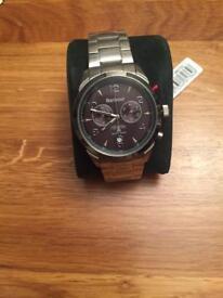 Brand new men's Barbour Watch