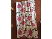 LAURA ASHLEY - ERIN - PINK - Black out blinds - swivel chair