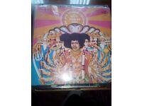 Jimmi Hendrix lp