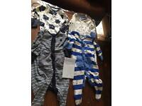 Four newborn baby grows £4