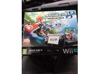 Wii u premium bundle BOXED